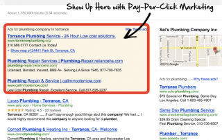 Pay Per Click Marketing - PPC