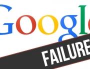 Google Failures