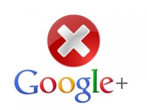 Google Plus removed from youtube