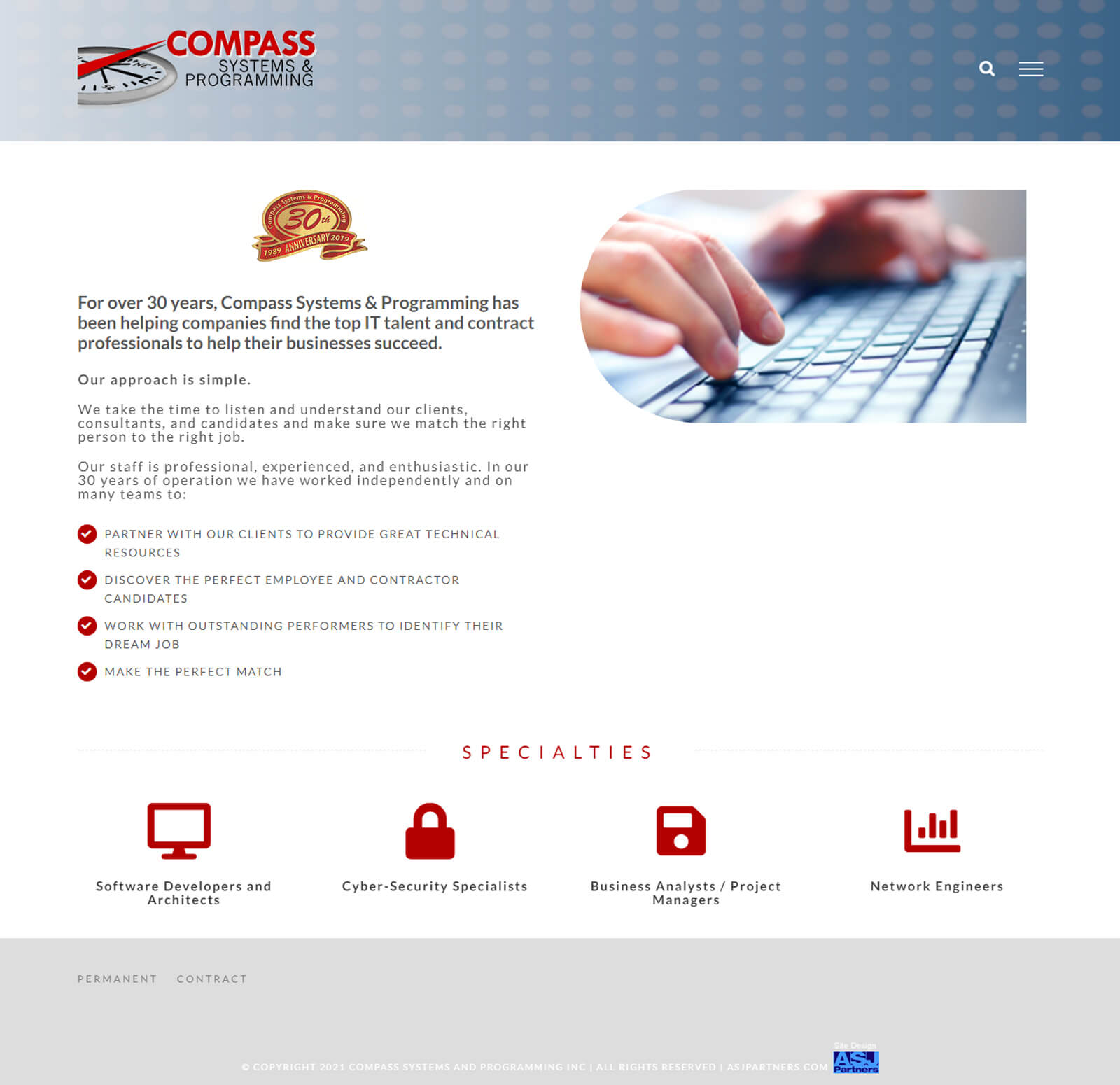 Compass Systems and Programming